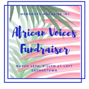Event: Celebrate African Women this Women's History Month