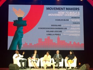 Panelists - How to Start a Movement