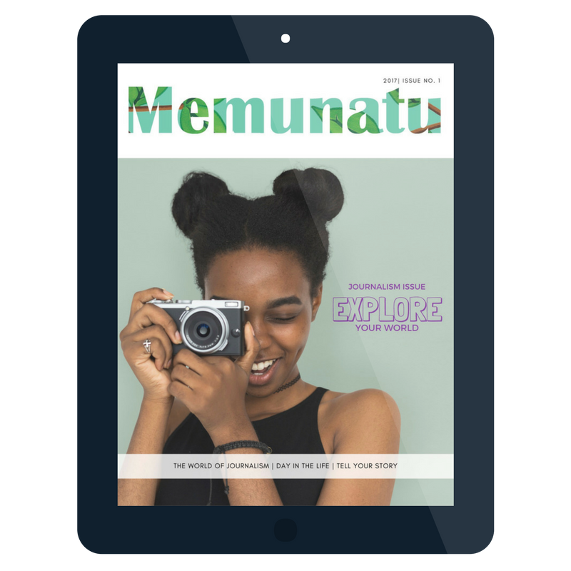 Memunatu- Journalism Issue