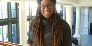 Ngozi's Memunatu Magazine Headshot